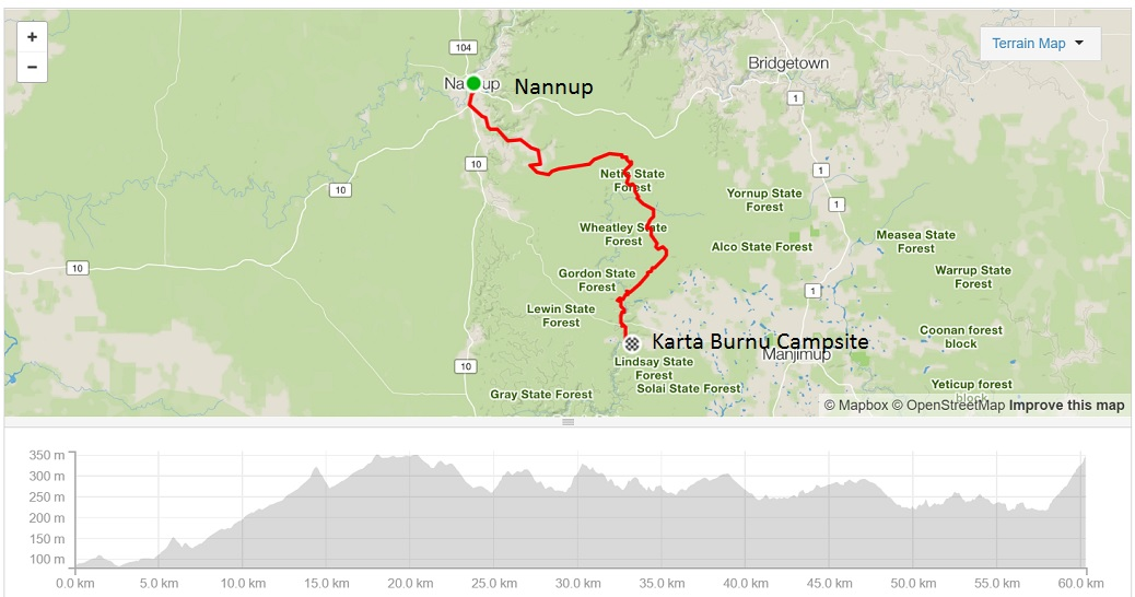 nannup-to-karta-burnu-campsite-map-and-elevation